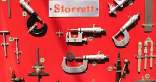 Starret Tools